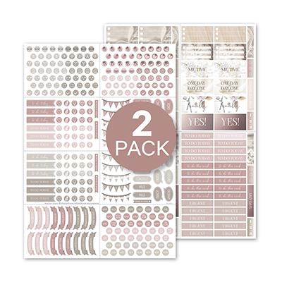 Klistermärken Dreamy 2-pack