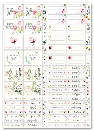 Blushing Blooms 2-pack