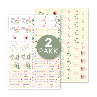 Blushing Blooms 2-pakk