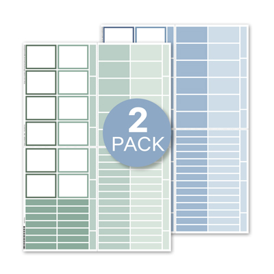 Plain & Simple (Box) 2-pack