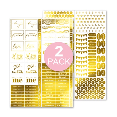 Shine On 2-pack