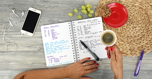 gör din egen anteckningsbok